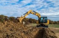 מחפר חדש: קטרפילר 311F LRR