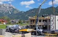 ליבהר: משאבת בטון חדשה