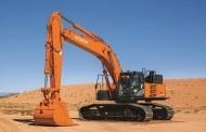 מחפר 50 טון חדש להיטאצ'י