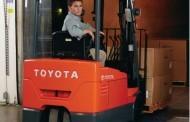 דור מלגזות חשמליות חדש לטויוטה