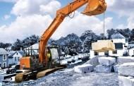 מחפרי 13-18 טון חדשים מהיטאצ'י