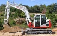 מחפר 15 טון חדש מטקאוצ'י