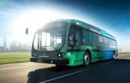 אוטובוס אוטונומי נקי