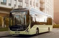 אוטובוס חשמלי משופר מ-וולוו