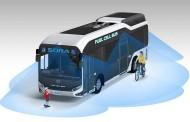 אוטובוס תא דלק סדרתי מטויוטה