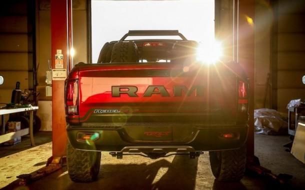 ראם TRX – המפלצת בדרך