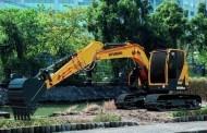 באגר 13 טון חדש מיונדאי (וידאו)