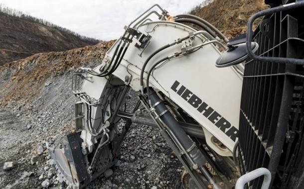 200 טון חשמל מ-Liebherr (וידאו)