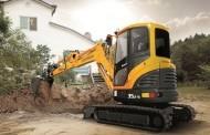 יונדאי: מיני-באגר 3.5 טון חדש