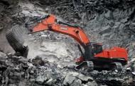 מחפר 80 טון חדש לדוסאן (וידאו)