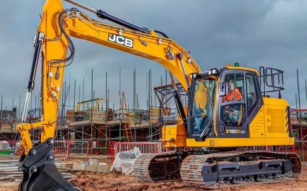 מחפרים חדשים ל-JCB