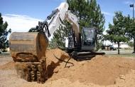 מחפר 16 טון חדש לבובקט (וידאו)