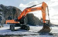מחפרי 50 ו-53 טון חדשים מדוסאן (וידאו)