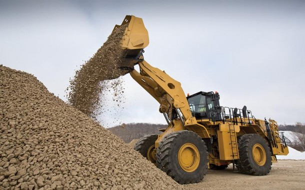 קטרפילר: מעמיס 100 טון חדש