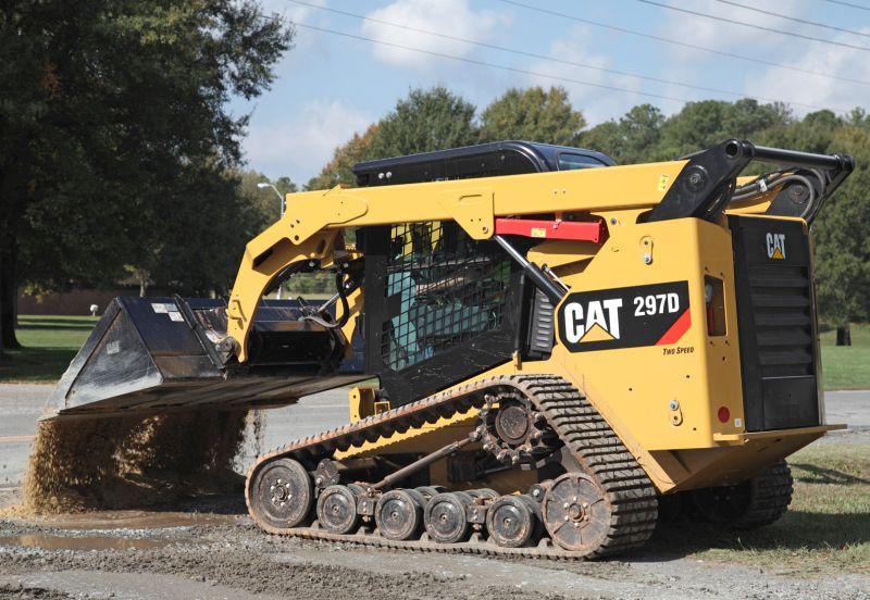 CAT 297D