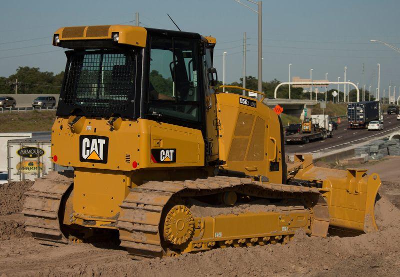 CAT D5K2