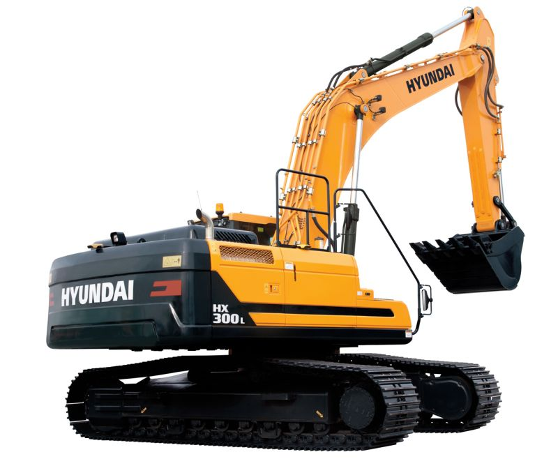 Hyundai HX300L