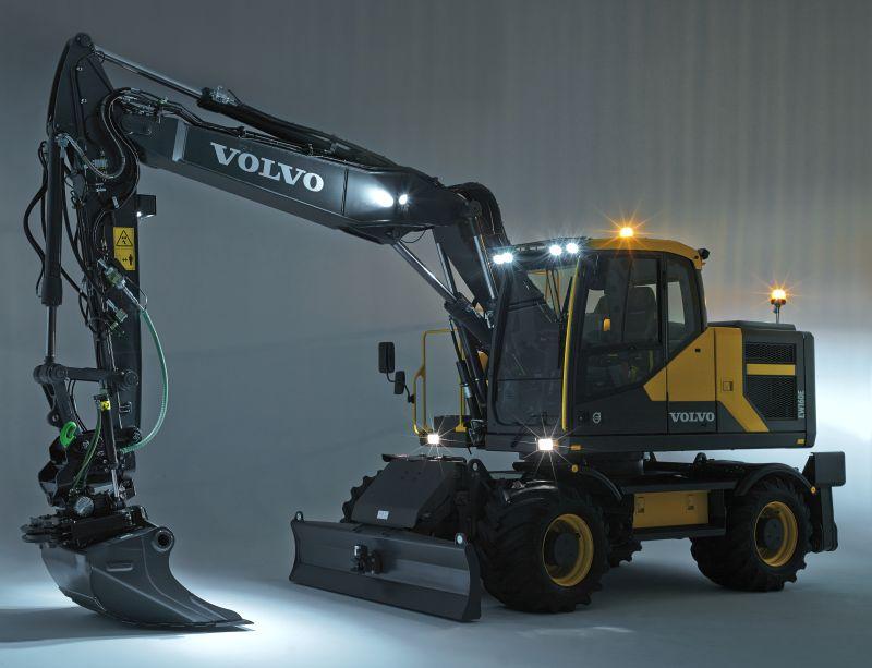 Volvo EW160E
