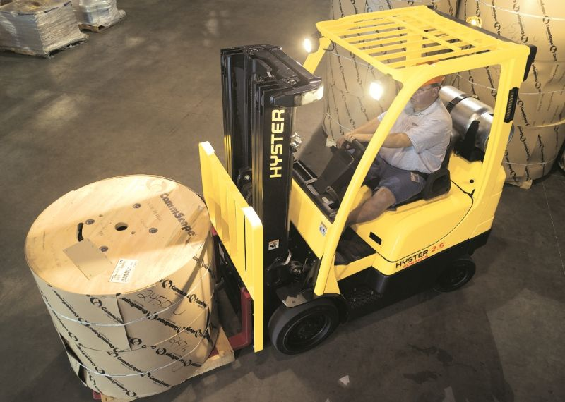 Hyster S2.5FT Spacesaver