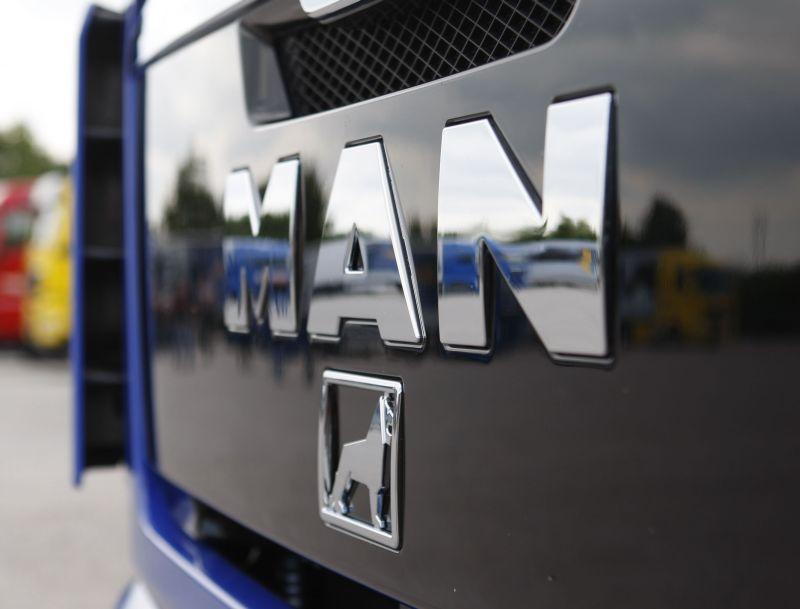 MAN Logo