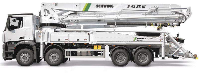 Schwing S 43 SX III