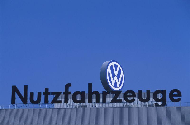 VW Nutzfahrzeuge Logo