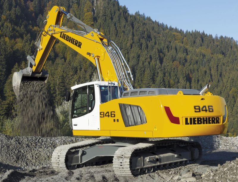 Liebherr R 946