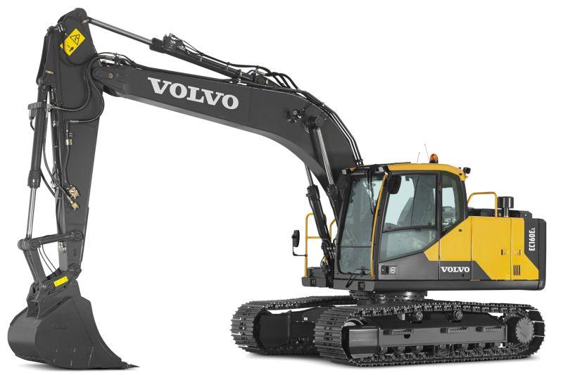 Volvo EC160E