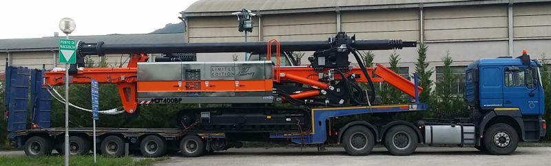 MDT 400BP Drill