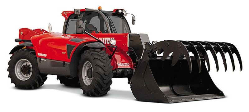 Manitou MLT960 Eco-Booster