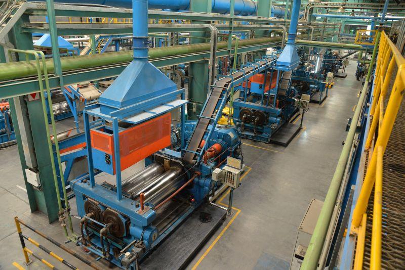 ביקור במפעל הצמיגים BKT