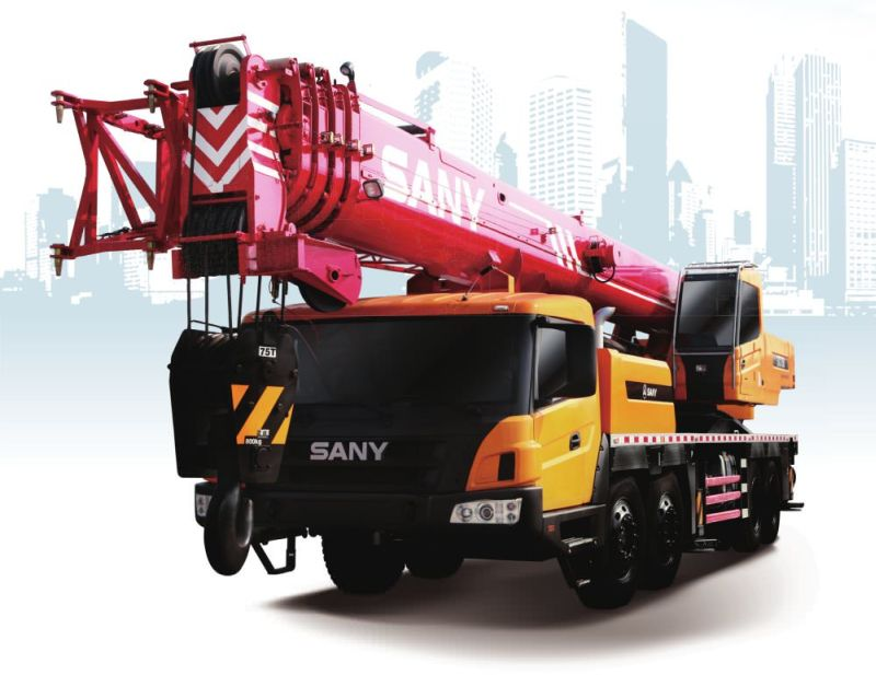 Sany SCP160G Truck Crane