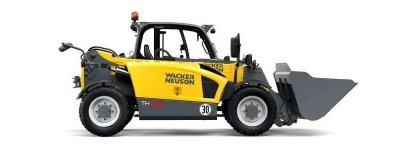 Wacker Neuson TH522 telehandler