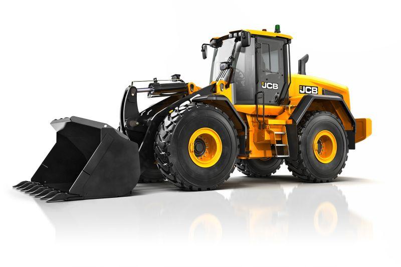 JCB 457 wheel loader