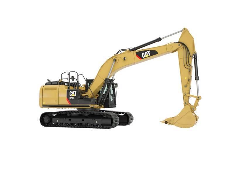 מחפר קטרפילר 329E L