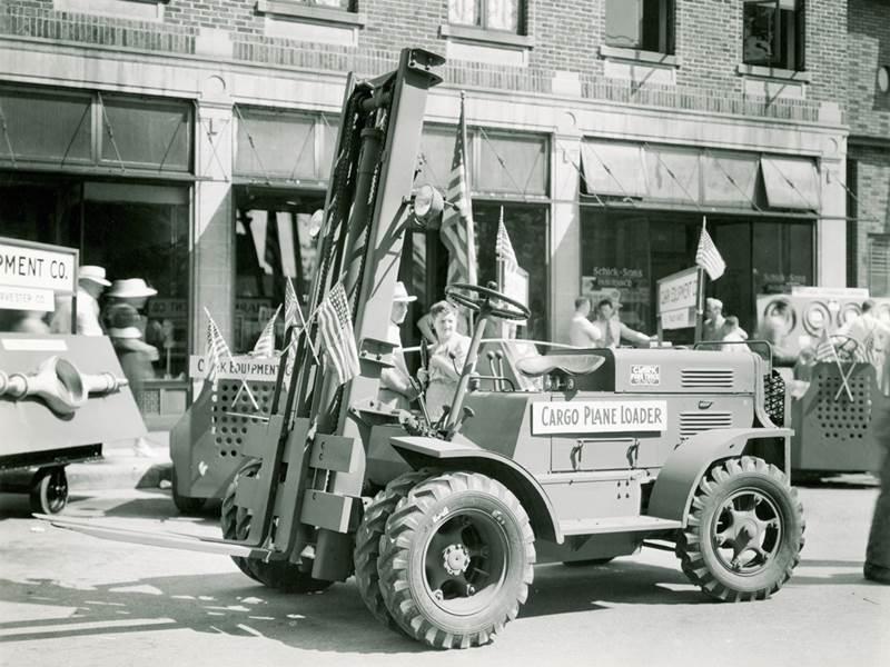 קלארק Planeloader מ-1943