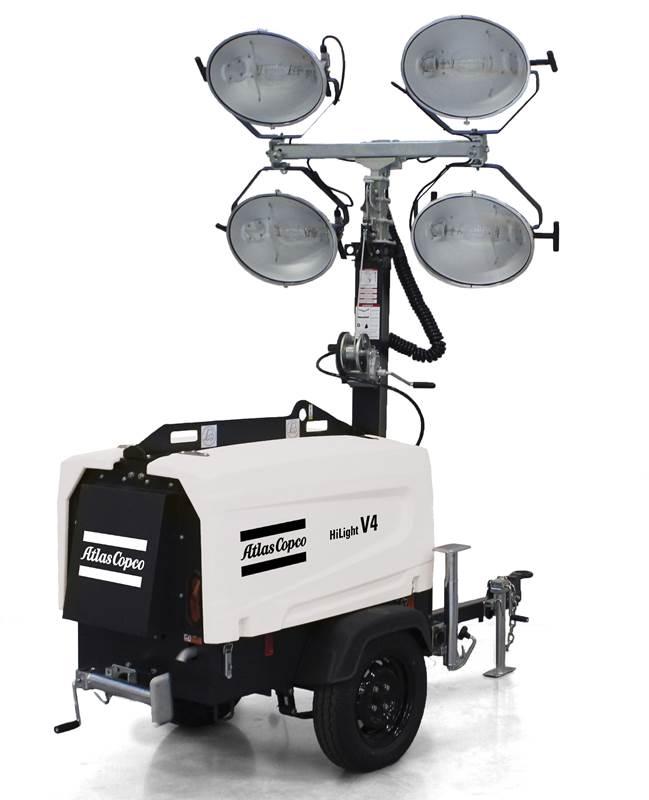 מגדל תאורה אטלס קופקו HiLight V4