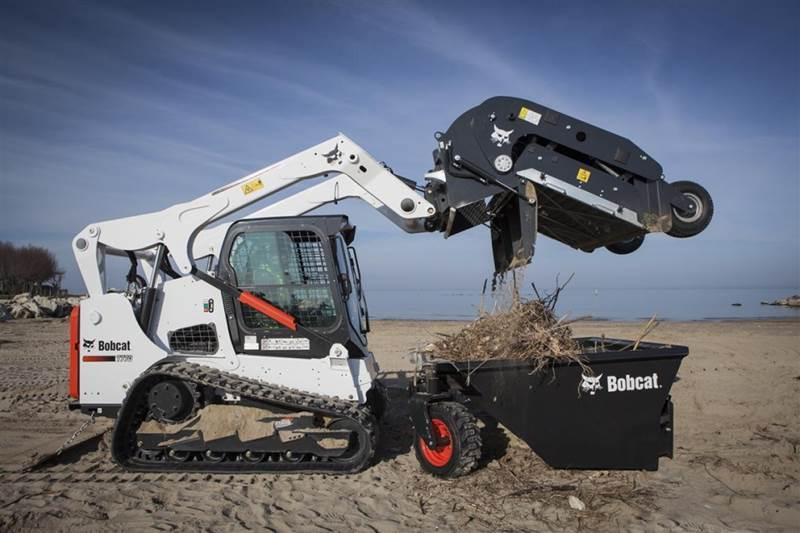 Bobcat SC200 sand cleaner