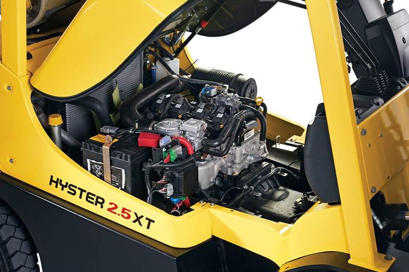 מלגזה Hyster 2.5XT
