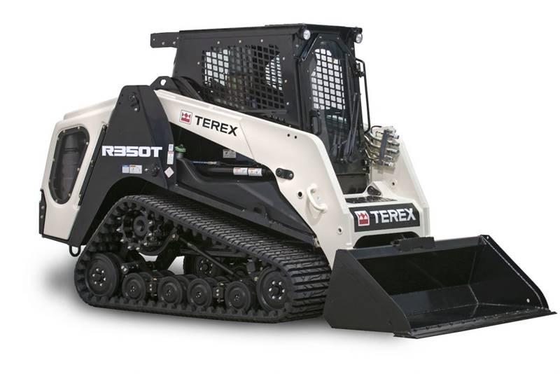 יעה זחלי Terex R350T