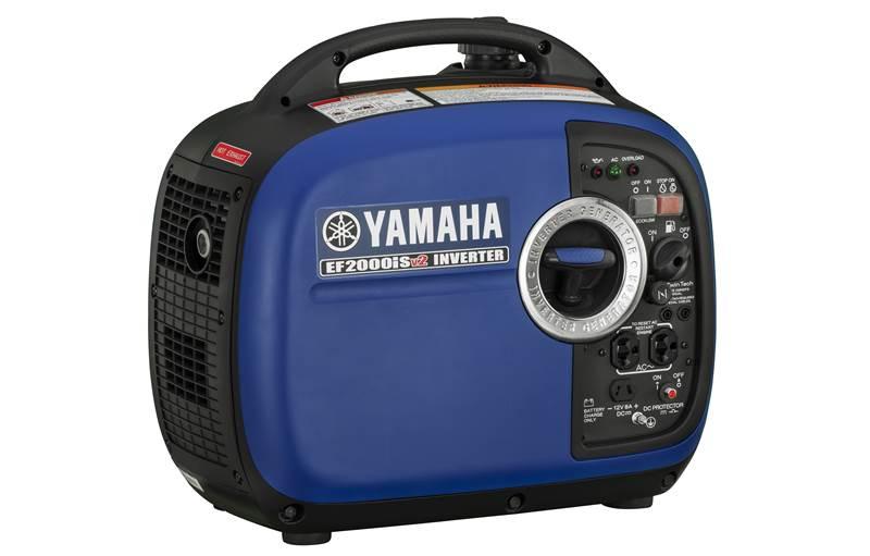 גנרטור נייד Yamaha EF2000iSv2