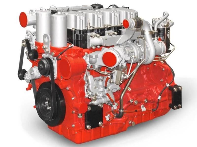 מנוע דויץ TCD 9.0