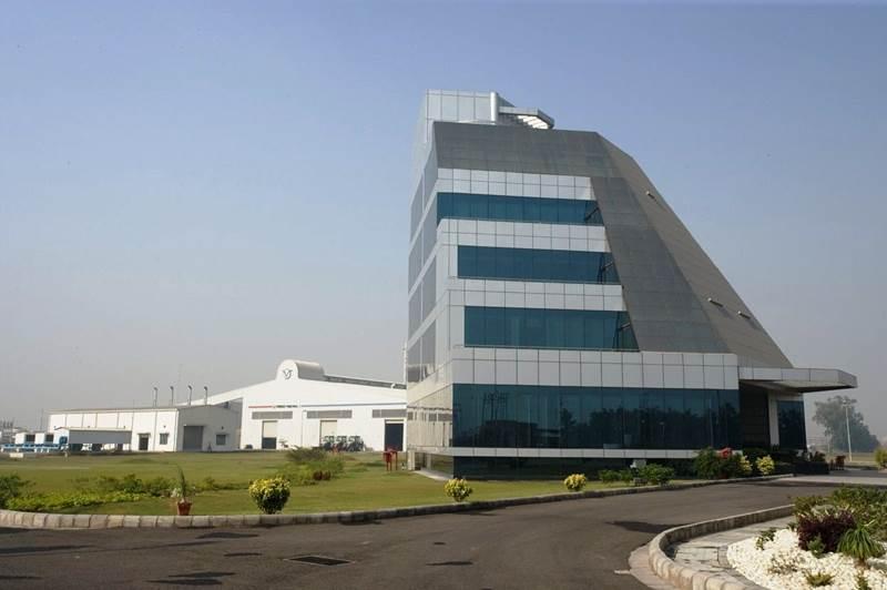 מטה Terex-India הממוקם ב-Greater Noida שבהודו