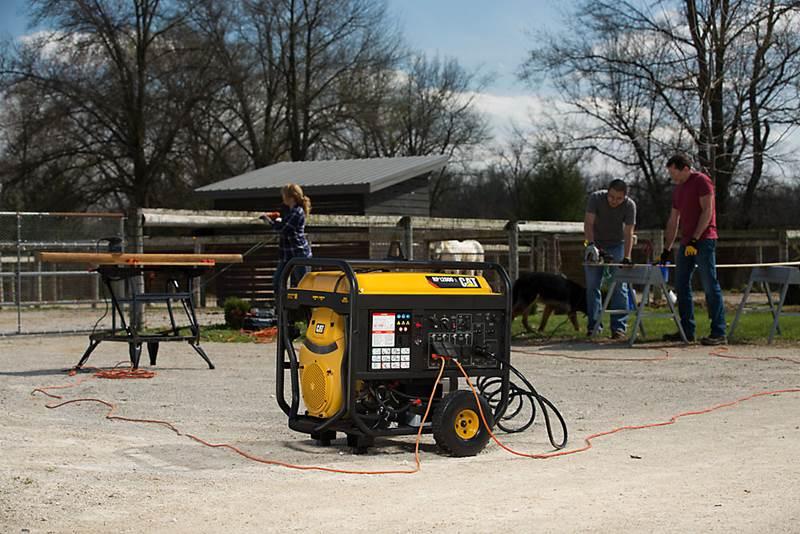 גנרטור קטרפילר RP12000 E