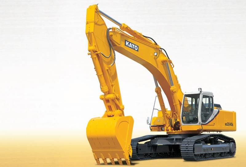 מחפר Kato HD2045 III