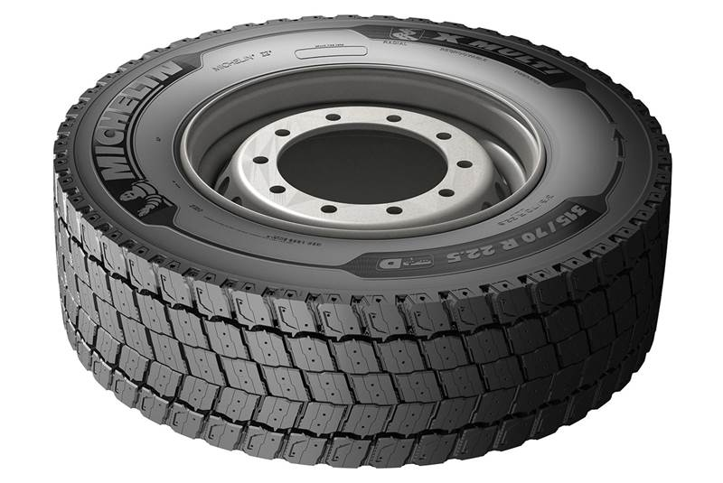 315/70 R 22.5 Michelin X Multi D (drive)