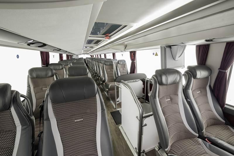 אוטובוס Setra S 531 DT