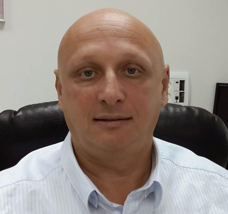 """אילייה וינוקור,מנהל תחום הצמ""""ה בנ. פלדמן"""