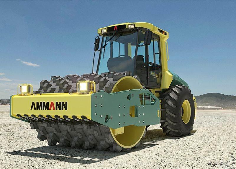 מכבש אמאן ASC 130 T4f