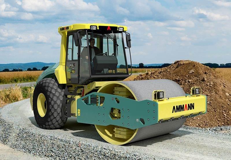 מכבש אמאן ASC 150 T4f